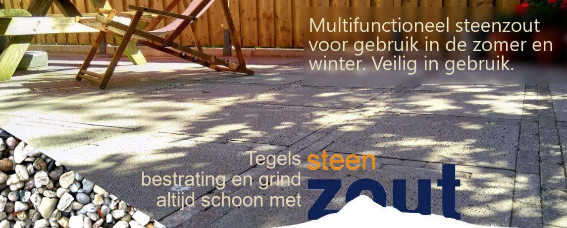 Steenzout banner logo